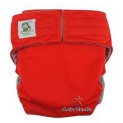 Многоразовые подгузники Coolababy для детей от 15 до 25 кг. (RED)
