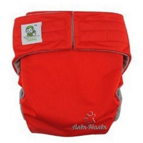 Многоразовые подгузники Coolababy для детей от 15 до 25 кг. (AQUA)