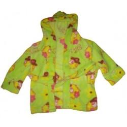 Банний флісовий халат на 4-6 років
