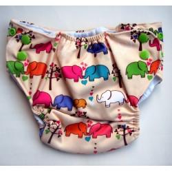 Тренувальні трусики Pororo від 4 до 11 кг (Elefants)