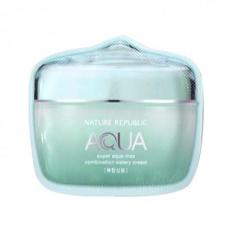 Super Aqua Max Combination Watery Cream - для нормальної та комбінованої шкіри