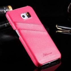Кожаный Чехол для Samsung Galaxy s6