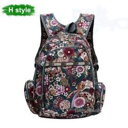 Дуже зручний, ергономічний і місткий рюкзак для прогулянок і подорожей (H style )