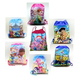 Детский рюкзак-сумка на шнурке