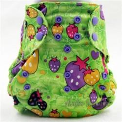 Багаторазові підгузки Jino Baby 2-10 кг (ТМ Pororo) Berryes