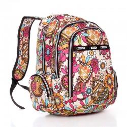 Дуже зручний, ергономічний і місткий рюкзак для прогулянок і подорожей (A style )
