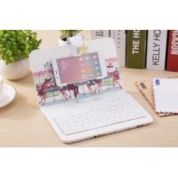 Зовнішня клавіатура для мобільного або планшета