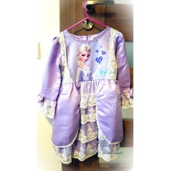 Платье на девочку р. 92-100 см. Принцесса Эльза (Frozen)
