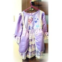 Плаття на дівчинку р. 92-100 см. Принцеса Ельза (Frozen)