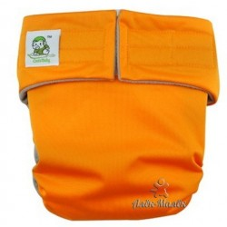 Багаторазові підгузники Coolababy для дітей від 15 до 25 кг. (Orange)