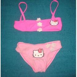Купальник дитячий Hello Kitty від Sanrio на 3-4 роки