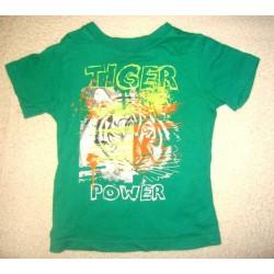"Футболка ""Tiger Power"" от Koala Kids на 2 годика"