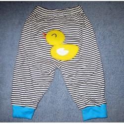 Х/Б леггинсы Carter's на возраст 0-3 месяца (Утёнок)