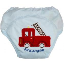 Тренировочные Х/Б трусики Kentcow (Fire Engine) р.90