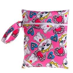 Непромокальна сумка для підгузників і мокрої білизни (Kats)