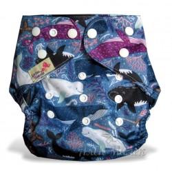 Многоразовый подгузник для бассейна Little Bloom 3-17 кг (Whiles)