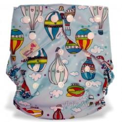 Многоразовый подгузник для бассейна Little Bloom 3-17 кг